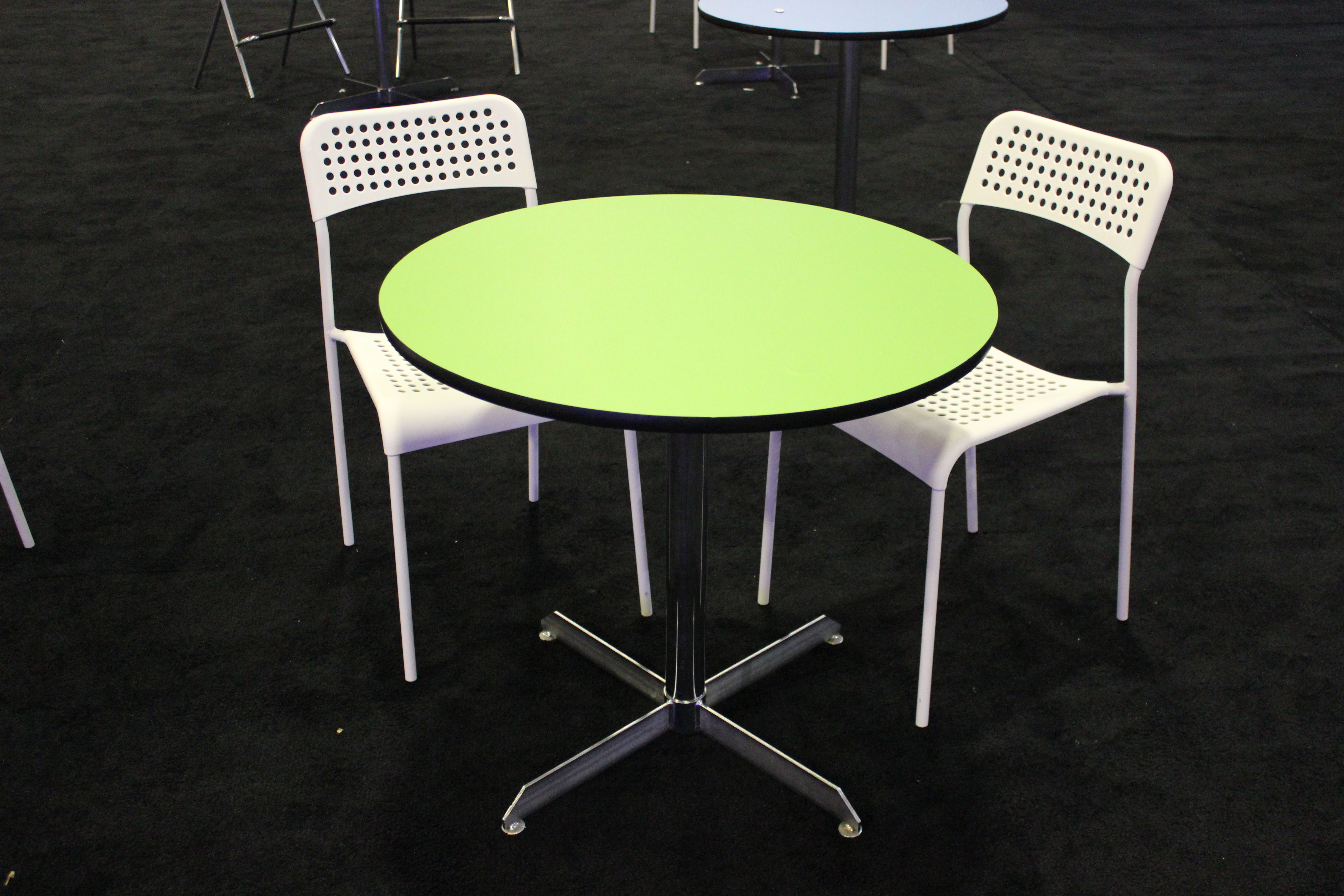 Tables Amp Chairs Levy Show Service